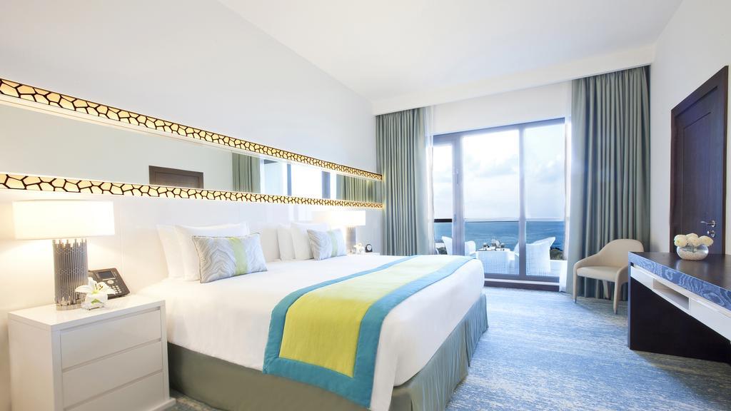Ocean View Hotel Ja Resorts Dubai Fig