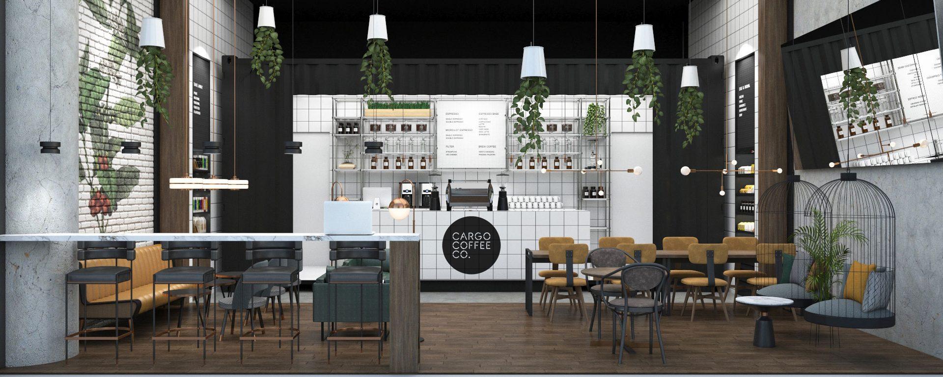 Cargo Coffee Co., Istanbul - FIG